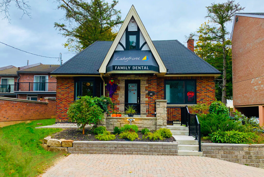 Our office - dentist in Burlington